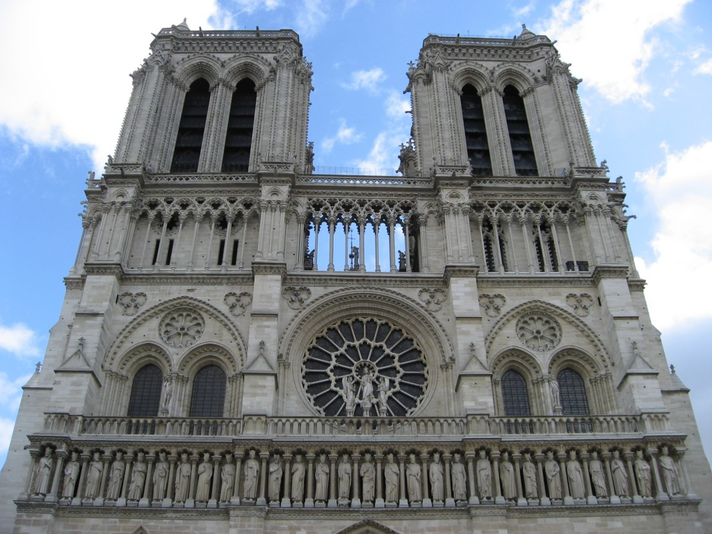 The Most Beautiful Cathedrals In France