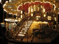 The most fascinating carousels in Paris