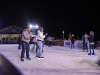 Top 5 ice-skating rinks in France