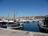 Exploring the Old Port of Marseille