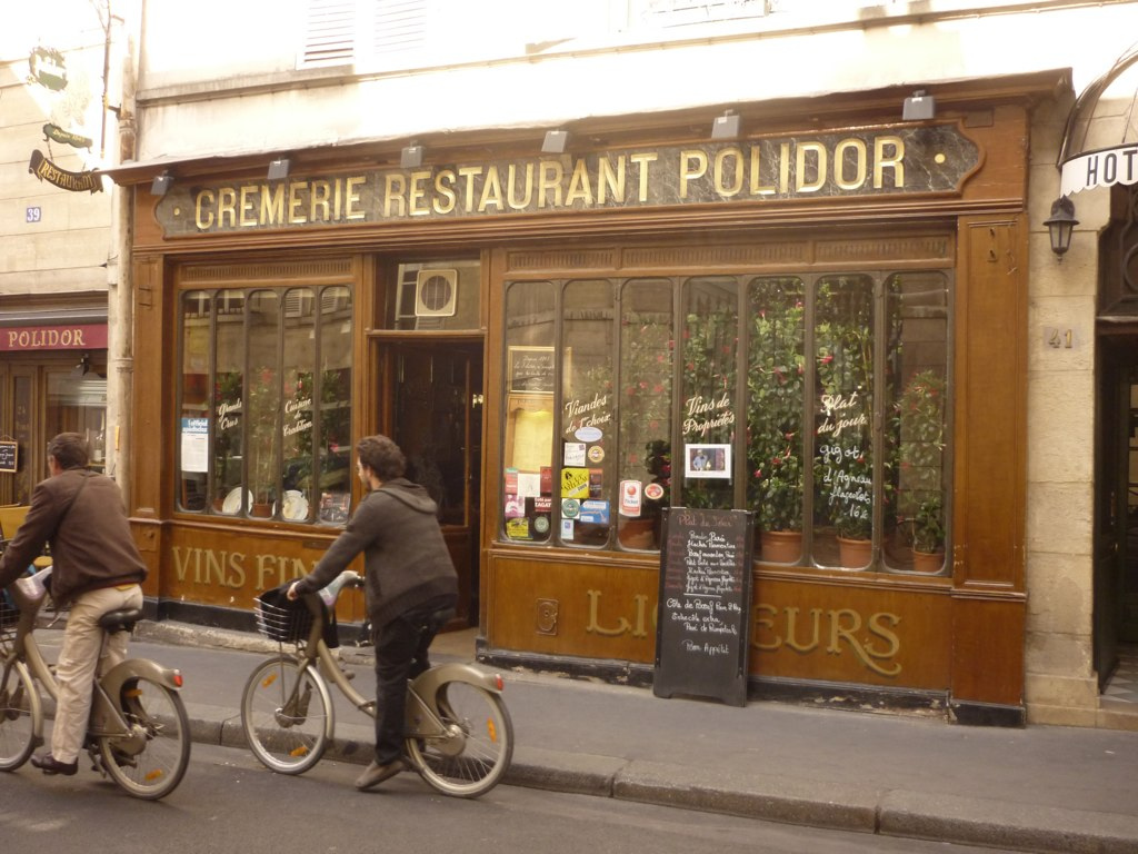 Polidor Restaurant, Paris