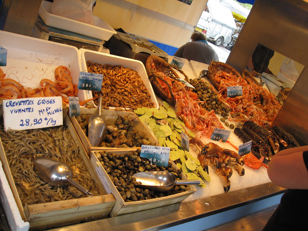 Top 5 interesting facts about bretagne for Kai fish market