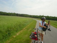 A biking tour in the Loire Valley
