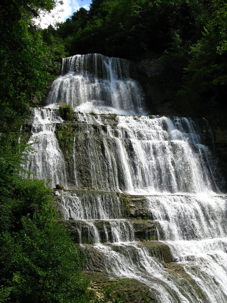 Waterfalls of france for Waterfall it