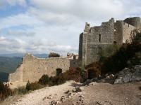 The best Cathar Castles