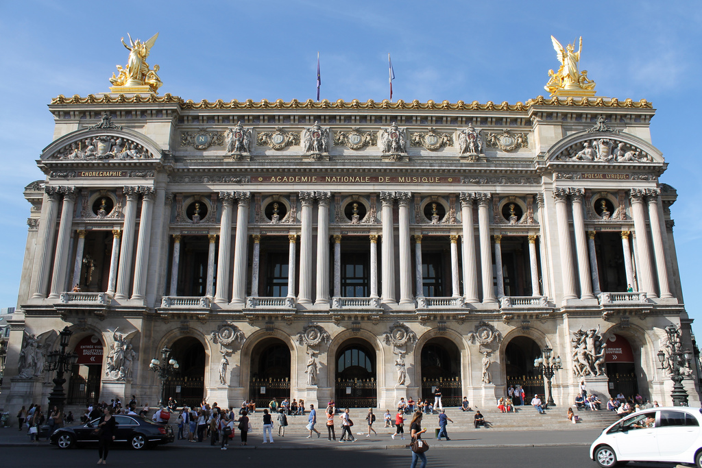The Best Opera Houses In France