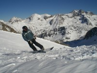 Popular ski resorts in the Alpes-Maritimes