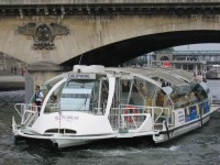 Local transportation in Paris