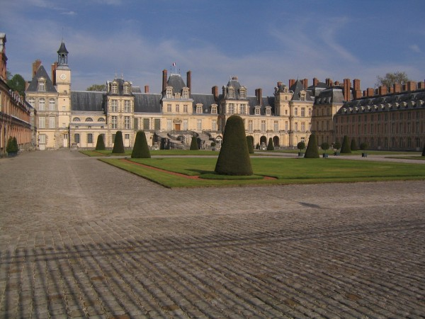 Chateau de Fontainebleau colinedwards99/Flickr
