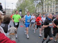 Paris marathon 2012 Kyle Taylor, Dream it. Do it./Flickr