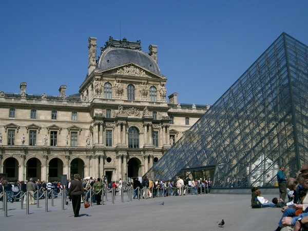 The Louvre edwin.11/Flickr