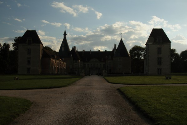 Chateau de Commarin ©HTO3/Flickr