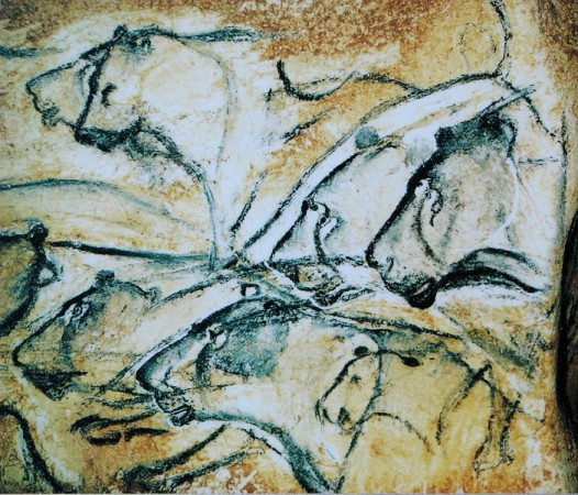 Chauvet Cave paintings EOL Learning and Education Group/Flickr