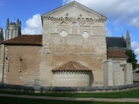 Visit the historic town of Poitiers
