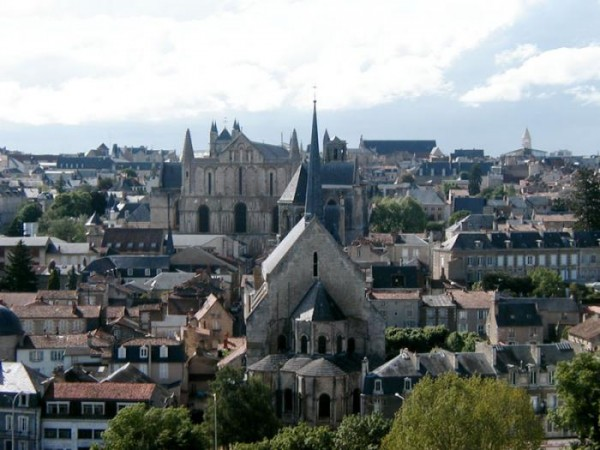 View over Poitiers Vermario/ookaboo