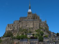 Mont Saint-Michel Mike Cattell/Flickr