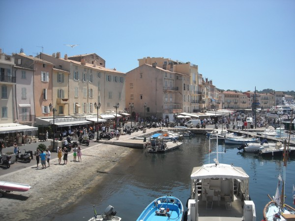Saint-Tropez port ale3andro/Flickr