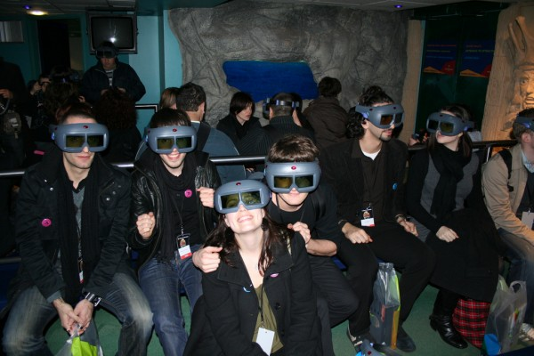 Visitors at Futuroscope BuzzParadise/Flickr