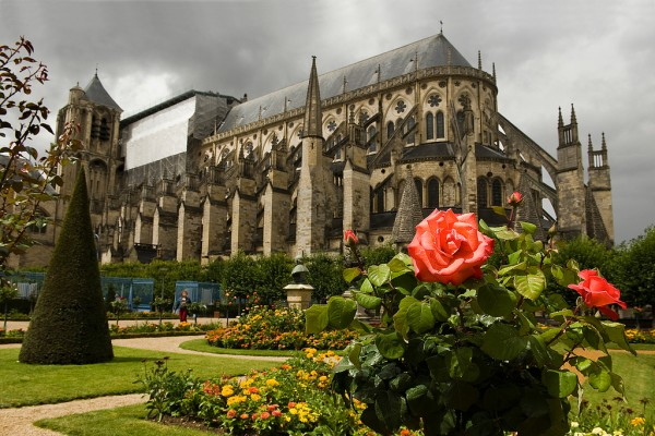 Bourges Cathedral Giuseppe Citino/Flickr