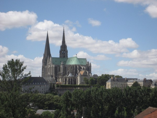 Chartres Cathedral Steve Burt/Flickr
