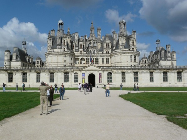 Chateaux de Chambord Luciano Guelfi/Flickr