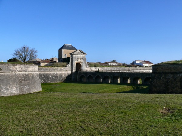 Saint-Martin-de-Ré Fortifications dynamosquito/Flickr