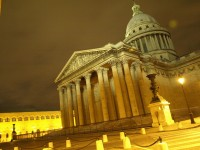 Iconic monuments in Paris
