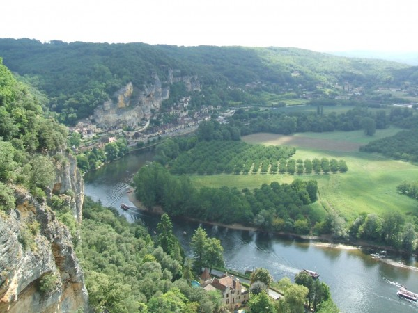 The Dordogne River, Perigord wisdomeur/Flickr