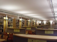 Human and Social Sciences Library catulle/Flickr