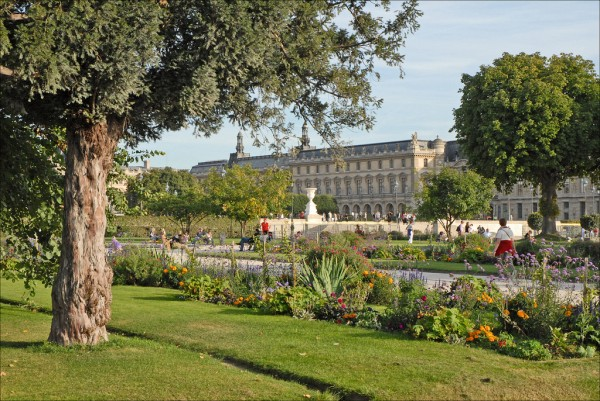 The Jardin des Tuileries dalbera/Flickr